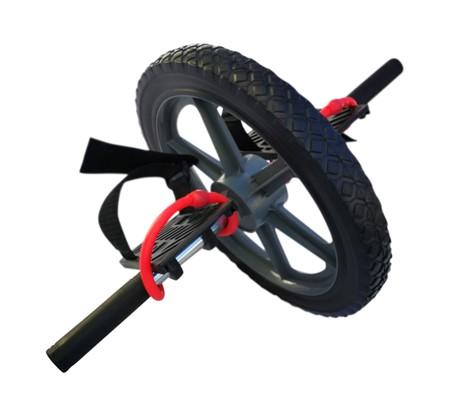 Träningshjul - Mage - Stort