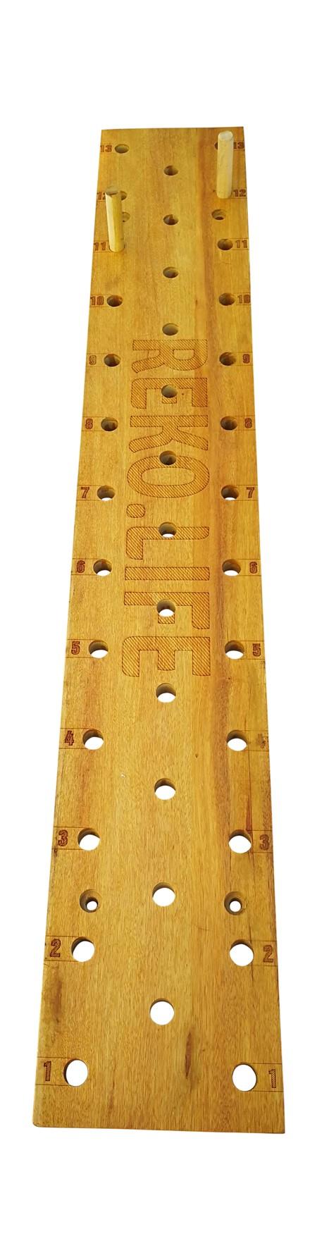 Peg Board - Trä