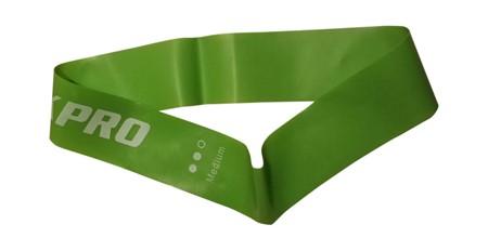Träningsband av gummi - Grön - Medium