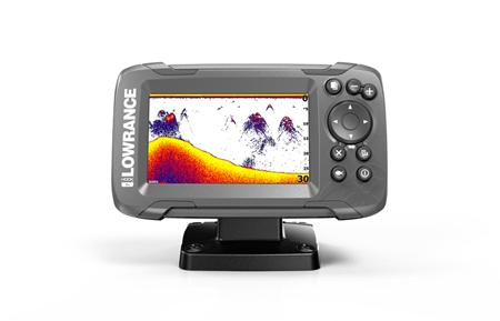 Lowrance Hook2 4x Bullet/GPS