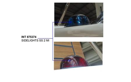 Sidolanternor T70 2-p