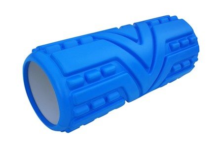Foam Roller - Blå - Massage - 30 cm