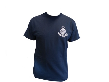T-shirt Captain Anchor M