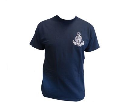 T-shirt Captain Anchor XL
