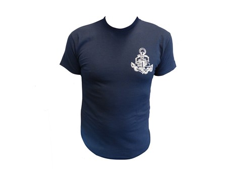 T-shirt Old sea dog Anchor L