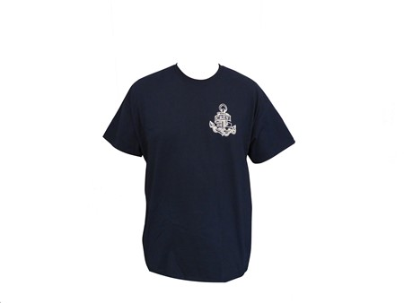 T-shirt Crew Anchor L