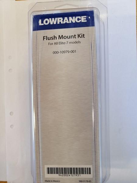 FlushKit Lowrance Elite-7