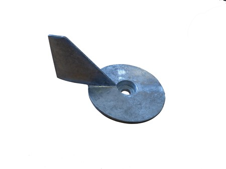 Mercury Anod trim tab 17264T2