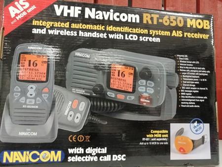 Navicom 650 VHF/AIS