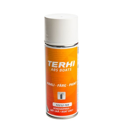 Sprayfärg Terhi Båtgrå