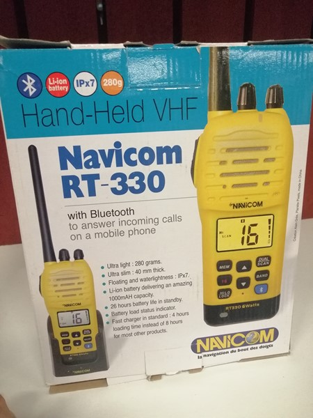 Navicom RT330 VHF