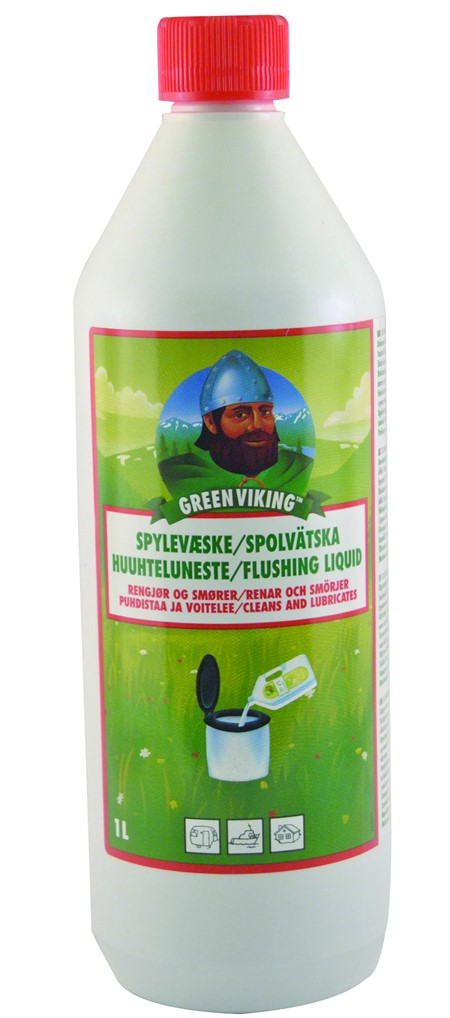 Spolvätska Green Viking 1 L