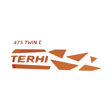 Dekalsats Terhi 475 Twin