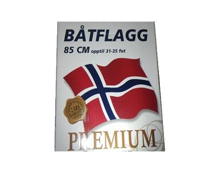 Norsk Båtflagga 85cm