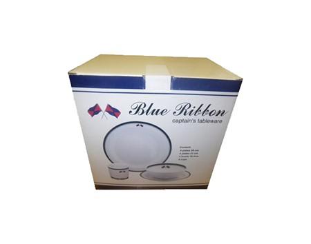 Servis Blue Ribbon 16-Delar