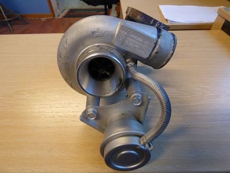 Mercruiser Turbo-aggregat till 1,7L DTI motor
