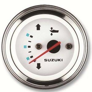 Suzuki - Trimmätare 34800-93J11 (Vit tavla)