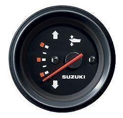 Suzuki - Trimmätare 34800-93J00 (Svart tavla)