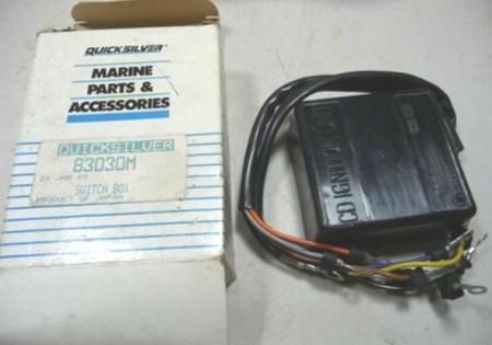 Mercury - Switch box 83030M
