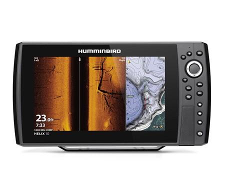 Humminbird HELIX 10 CHIRP MSI+ GPS G4N