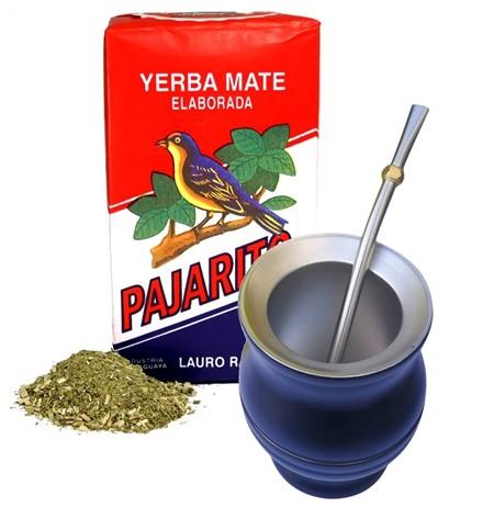 Yerba Mate - Pajarito - Pajarito - Stålkopp