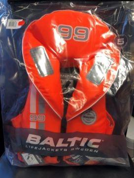 Räddningsväst Barn - Baltic 99 Storlek 3-10
