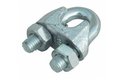 Vajerlås Galvaniserat 13mm