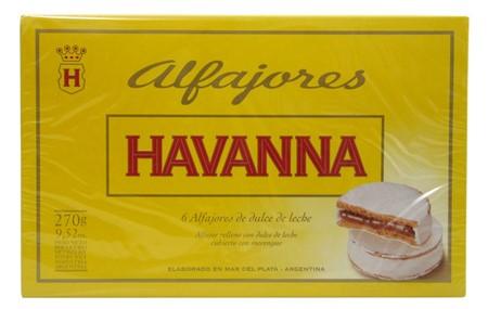 Alfajores Havanna - Dulce de Leche - 6