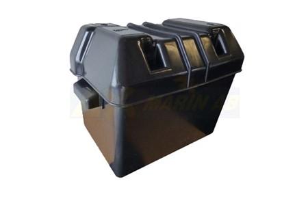 Batteribox Svart M