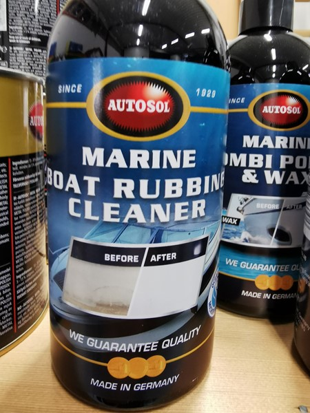 Autosol Rubbing Cleaner