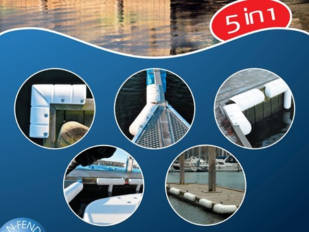 Bryggfender Multi Dock