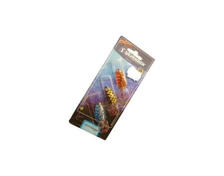 Sölvkroken Sluksett Special Vibra 3-pack 7g