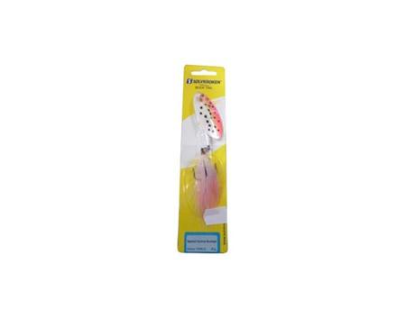 Sölvkroken Spinner Buck Tail 20g PWBLD