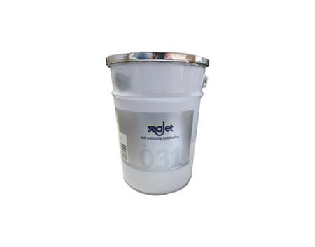 Bottenfärg Seajet 031 5 liter Svart
