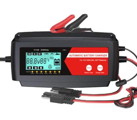 Batteriladdare EP12M248L -     12V 8A