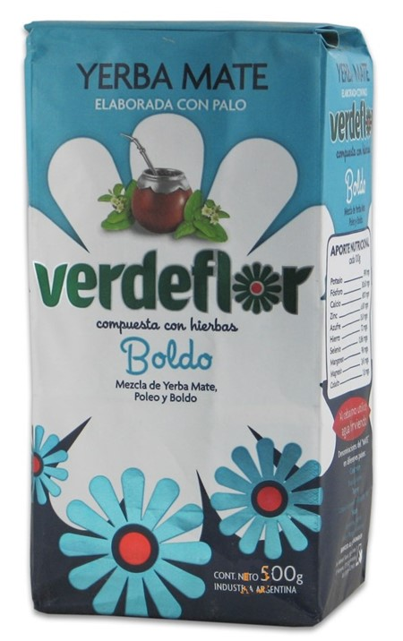 Verdeflor - Boldo - 500g