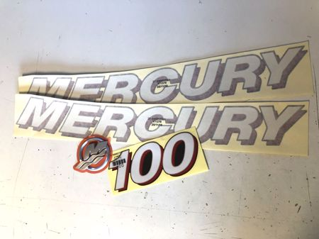 Mercury - Dekalsett 37-889246A04