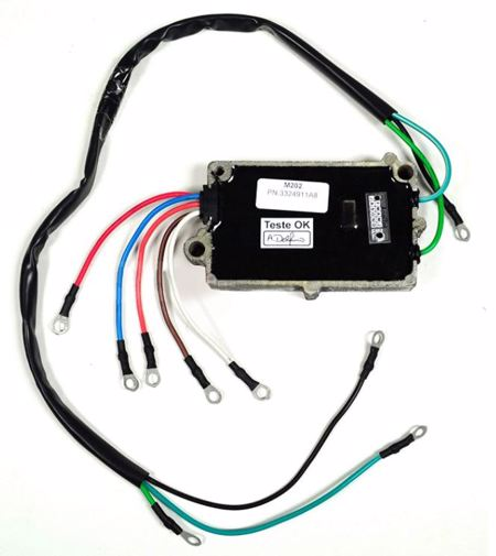 Mercury/Mariner Switch box 332-4911A5