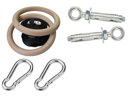 Romerska Ringar - Med takfästen och snabbkopplingar  - Betong