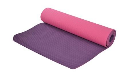 Yogamatta - TPE - Lila - 6mm